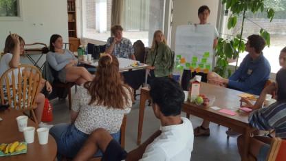 Glimt fra unge-dag: Gensynsglæde, erfaringsudveksling og iderigdom