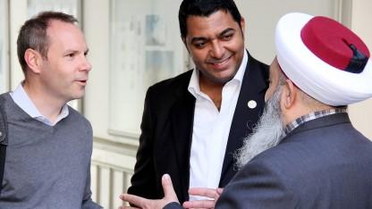 Bogudgivelse: Kristne og muslimer i samtale om religionens styrker og risici