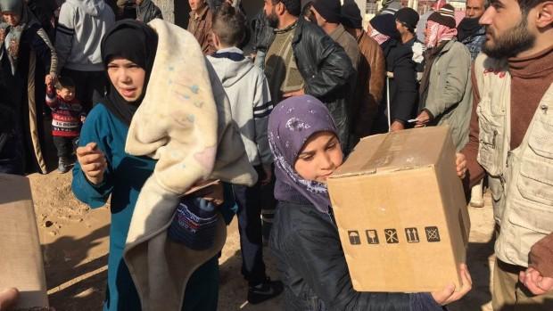 Mere end 2000 familier behøver hjælp