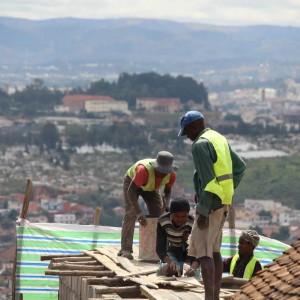 Arngeir Langås beretter fra Madagaskar