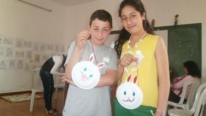 Børn i Syrien får nyt håb på Danmission-støttet børnecenter