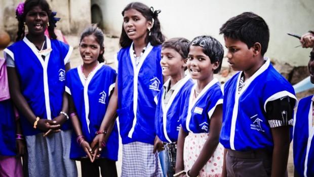 Danske skoleelever skal lære om entreprenørskab hos Danmissions partner i Indien