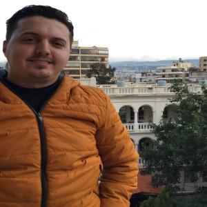 Anas hjælper børn i Syrien