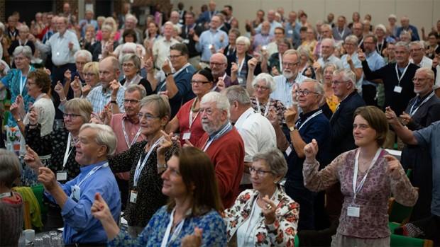 Gudstjeneste, valg og samtaler: Weekenden byder på Danmissions vigtigste møde