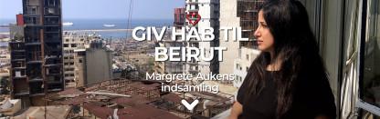 Margrete Aukens indsamling