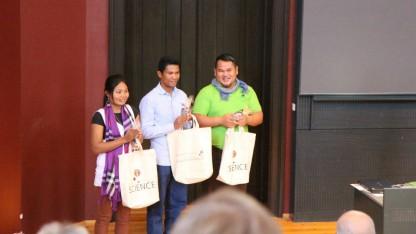 Ros til Danmission og de cambodjanske aktivister