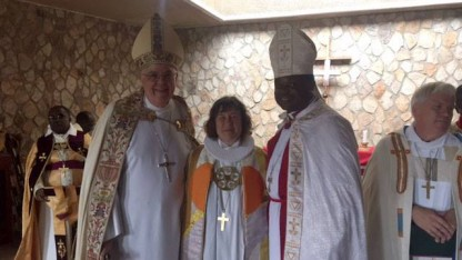 Dansk biskop besøger Danmissions arbejde i Tanzania