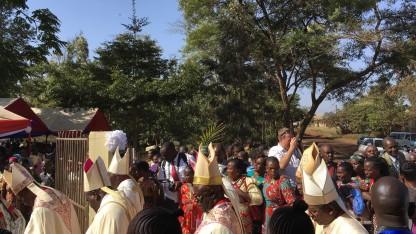 Danmission byder ny biskop velkommen