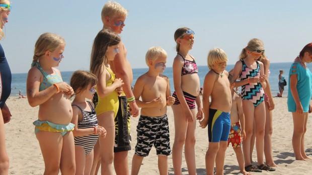 Sommerlejr på Blåvandgård