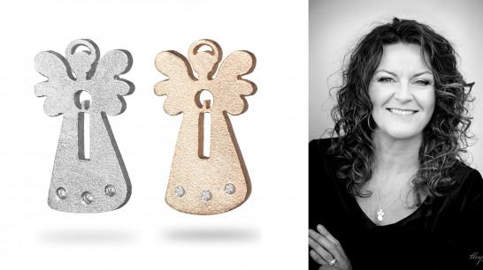 Mød designeren bag Danmissions nye Lucia-engel