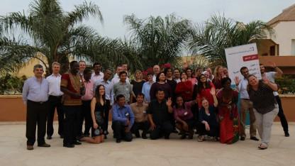 Alle kræfter samlet: Stormøde med dialog- og udviklingspartnere