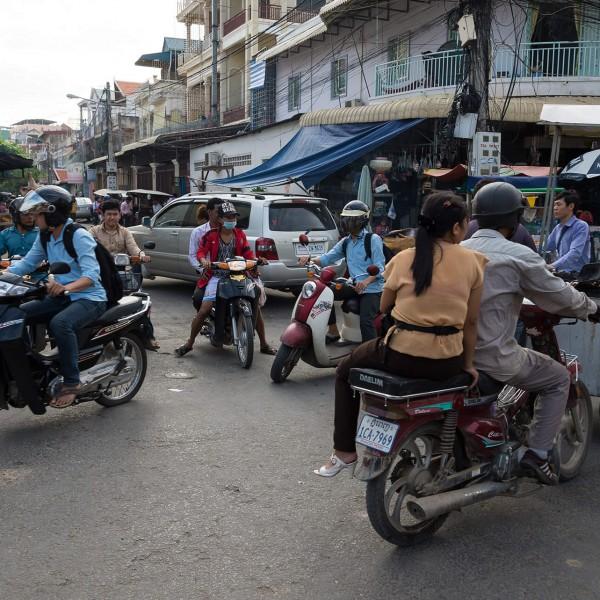 Situationen i Cambodja