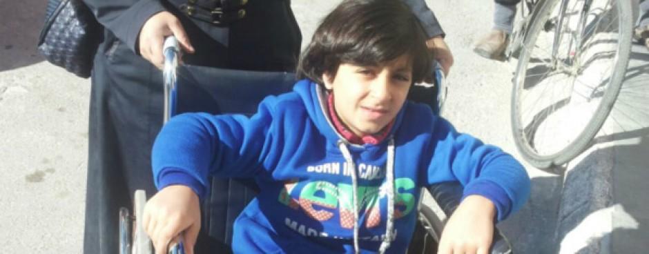 Støt børnekrisecentret i Syrien