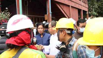 Mayday Myanmar - frygten er vendt tilbage