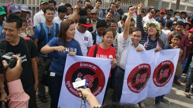 Danmissions appel til Europa-Parlamentet:Hjælp Cambodja
