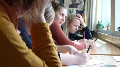 Fuld fart på Danmission Unge Aarhus