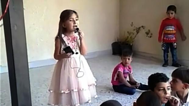Dima synger på trods