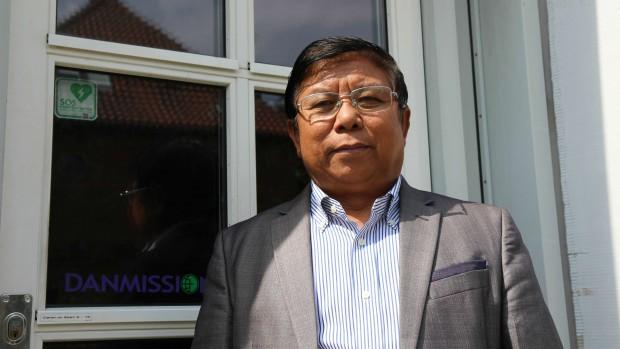 Rektor fra Myanmar fortæller om vigtigheden af kontekstuel teologi og dialog