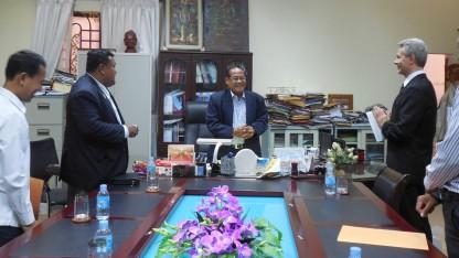 Danmission i nyt samarbejde med Cambodjas Religionsministerium.