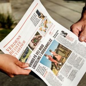 Danmission uddeler Verdens Bedste Nyheder