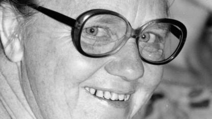 Mindeord: Else Marie Krog gjorde en stor forskel