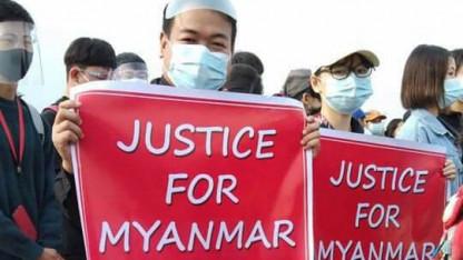 Påskehilsen fra Myanmar: Der er håb i mørket