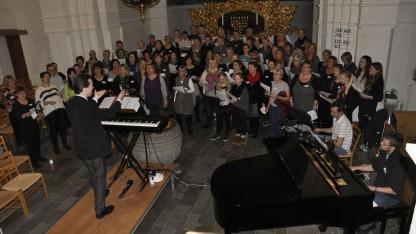 Musik, sang og samvær til fordel for Danmission