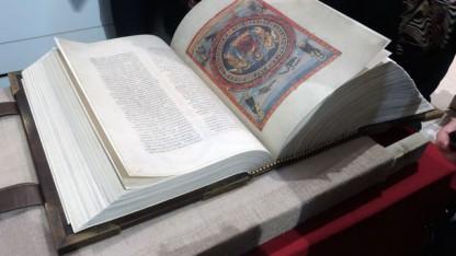 Biblen i bevægelse og sindet i fordybelse