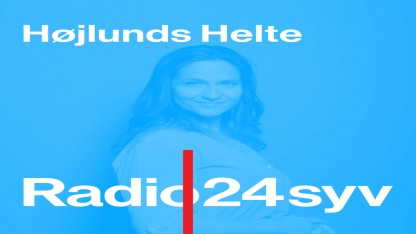 Danmissions regionsleder for Mellemøsten i Radio24Syv
