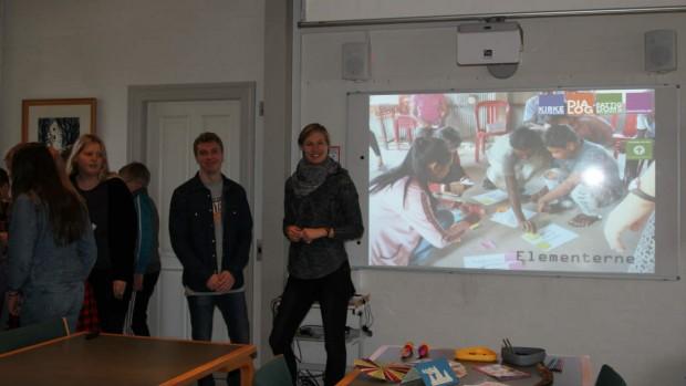 Danmissions Globale Fortællere er på vej til danske konfirmander