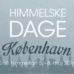 Himmelske dage - IKON på Kirkedage 2016