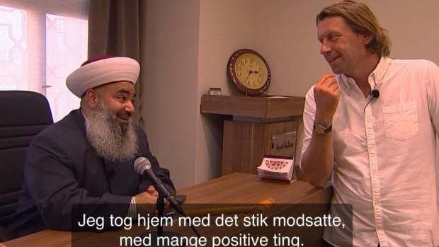 Danmission i Anders Agger-udsendelse på DR1