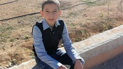 Når krig er hverdag: Zein fyldte 10 år og fik en pistol i fødselsdagsgave