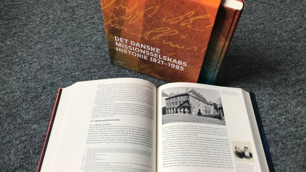 Nu udkommer 200 års missionshistorie