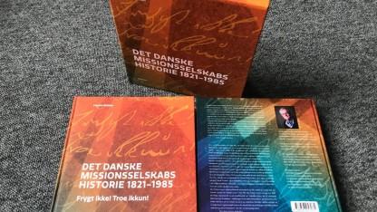 Wow! 6 ud af 6 stjerner til bøger om Danmissions historie