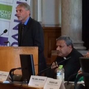 Høring fyldte Fællessalen på Christiansborg