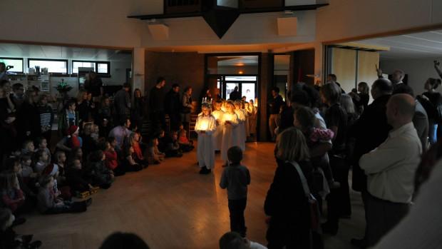 Danskere i Bruxelles samler ind til Syriens børn