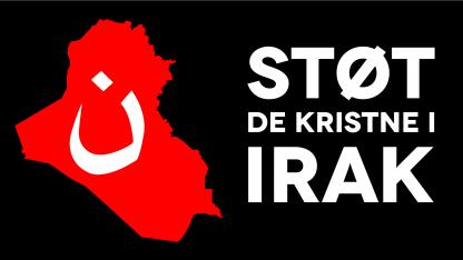 Danmission støtter de kristne og andre internt fordrevne i Irak