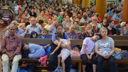 Stor opbakning fra danske kirker til Nordirak