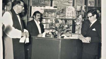 Biskop under den iranske revolution
