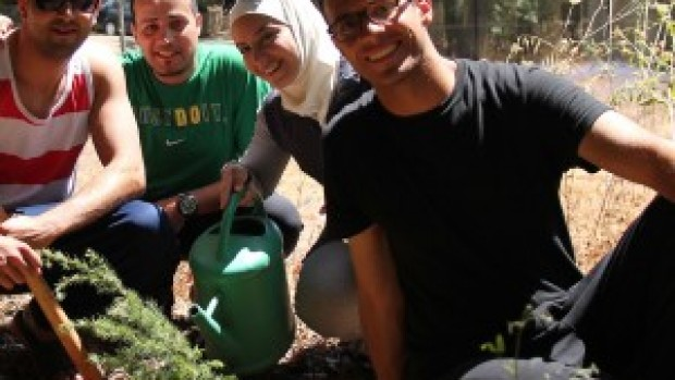 IDEC - Dialoglejr i Libanon