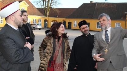 Religiøse ledere ved, hvor medborgerskabet skal stå