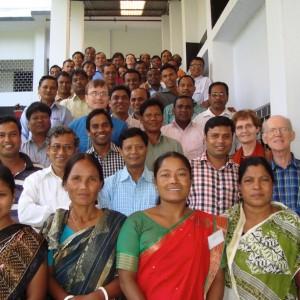 Den lokale menighed er verdens håb