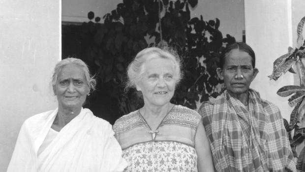 Mindeord for missionær Kæthe Andersen