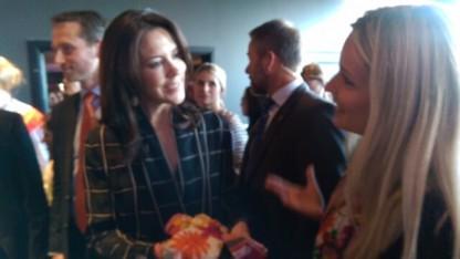 Kronprinsesse Mary besøgte Danmission