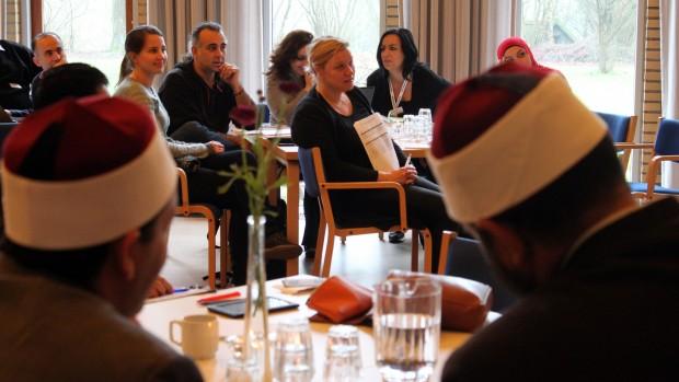Dialogprojektet LIU 2014 er kommet godt fra start