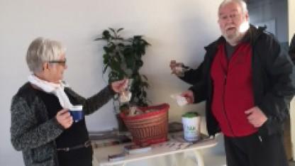 Rift om Lucia-englene i Hals Kirke