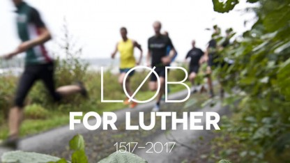 Løb for Luther i Smørum