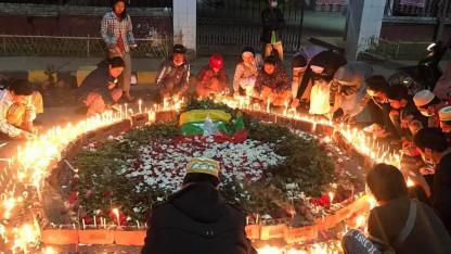 Kirken i Myanmar: Vi har brug for  verdens støtte!