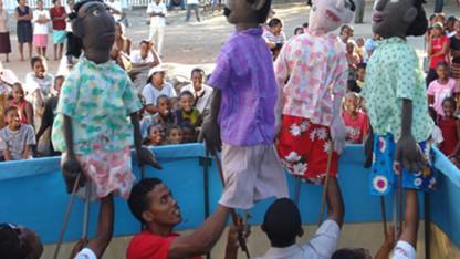 RESULTAT: Hjælp til aids-ramte i Madagaskar